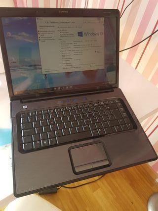 portátil Compaq con SSD
