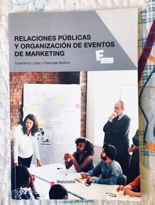 RELACIONES PÚBLICAS POLÍTICAS MARKETING LIBROS GS