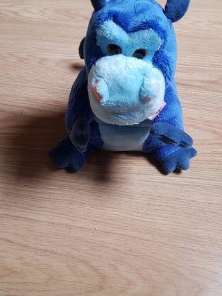 Mascota dragón oporto