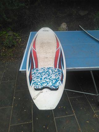tabla de surf. Bic Mini Malibú (7'2)