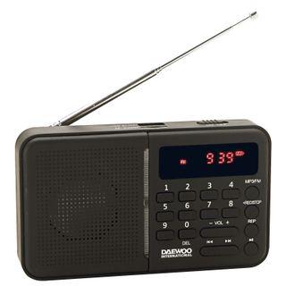 Ref. 41486 | Radio Digital Daewoo Drp-122B