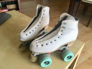 Patines SKATER de patinaje artistico
