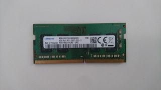memoria 4gb ddr4 2400 sodimm
