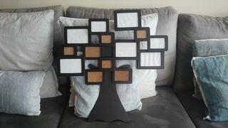 Marco Portafotos en forma de árbol