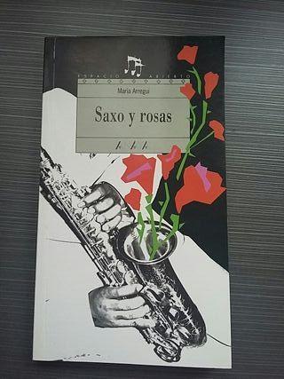 Libro Saxo y Rosas