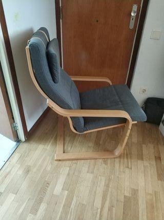sillón Pello Ikea (versión antigua)