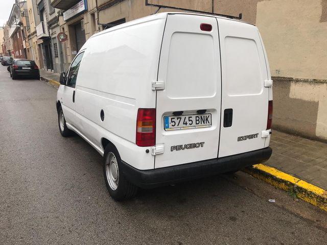Peugeot Expert 2001