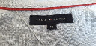 camisa niño 10 años Tomy Hilfiger