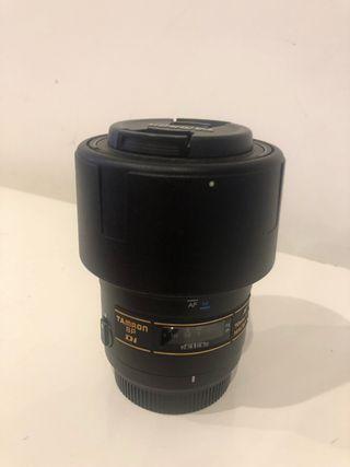 Objetivo Tamron 90mm f2.8 macro tele
