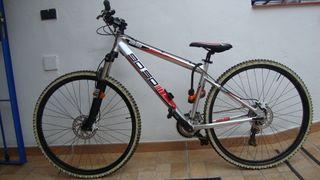 """MTB Bicicleta de montaña 29"""" talla L"""