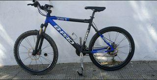 bicicleta de montaña b-pro zs1 talla S