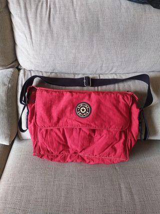 Bolso maleta Bebé Kipling con cambiador