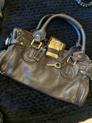 Brown Leather Chloé Bag