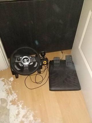 volante ps2-ps3-PC