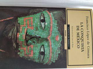 Libro La Conquista de México