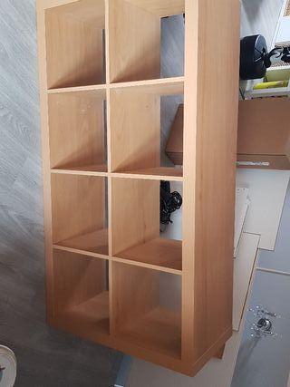Estantería IKEA modelo Expedit