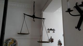 Balanza colgante de suspensión