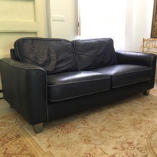 Sofa piel vintage