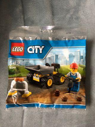 Lego 30478 - Mini dumper (Mini volquete)