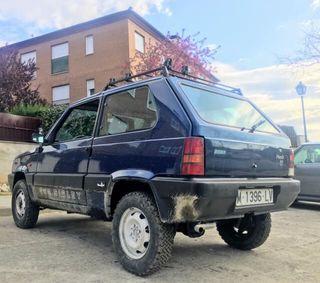 Fiat Panda 4x4 Fiat 1990
