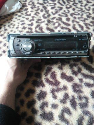 cassette Pioneer para coche