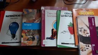 libros de 5 primaria