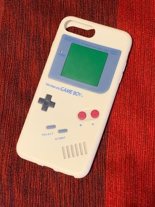 Funda iphone 7 plus gameboy game boy