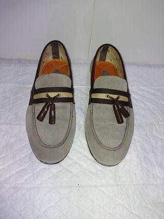 Zapatos caballero Trottres.