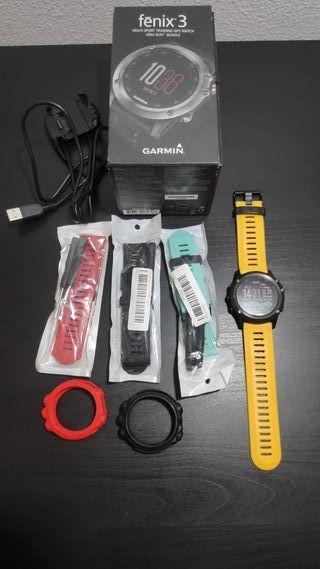 Garmin fénix 3