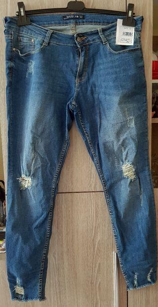 pantalones vaqueros talla 44