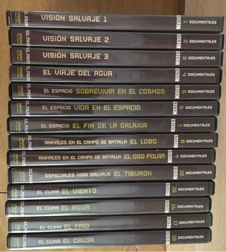 Documentales CD