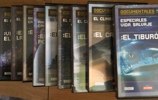 Documentales CD