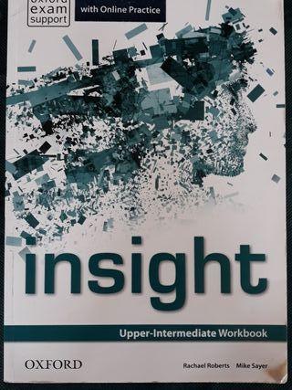 Libro inglés Insight