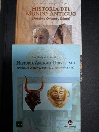 Historia Antigua I UNED