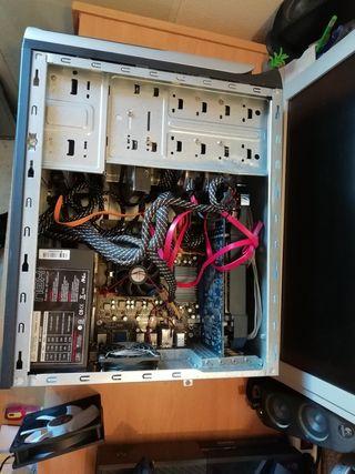 ordenador pc placa base msi amd