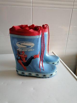 Botas de agua 28