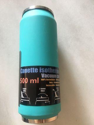 Botella acero inoxidable Termo 0,5 L