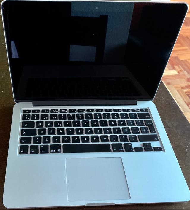 "Portátil PC Apple MacBook Pro (Retina 13"", 2015)"
