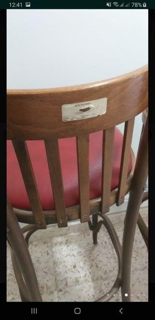silla antigua