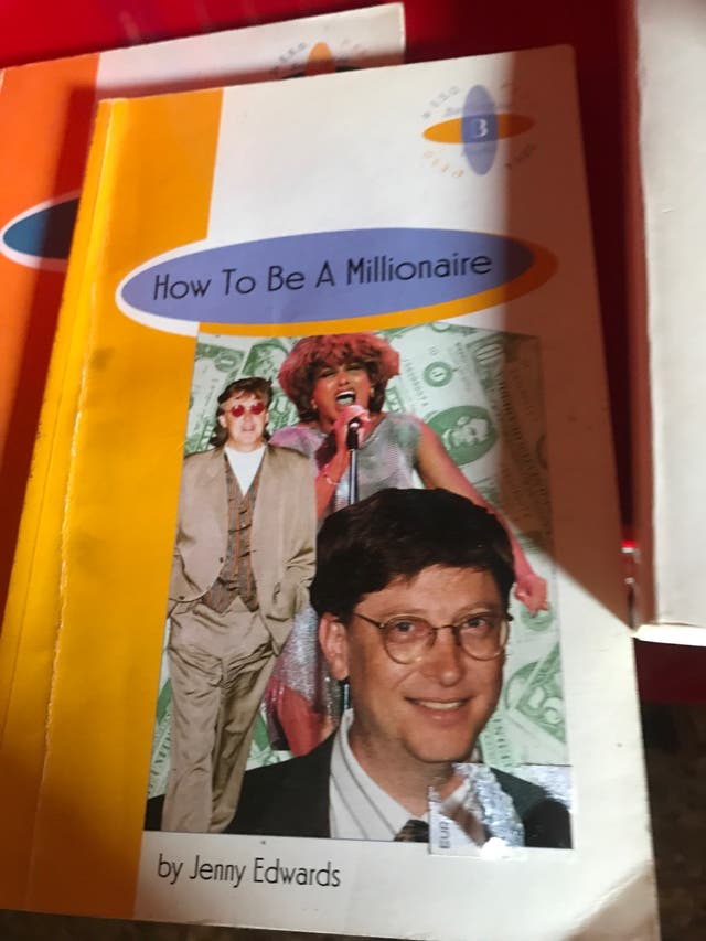 How to be a milionaire
