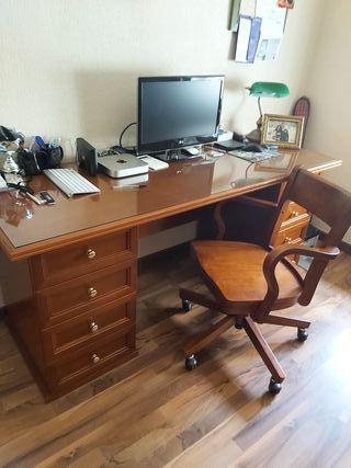 despacho muebles sin contenido