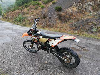 KTM 300 EXC Six Days Portugal