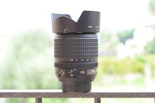 Objetivo Nikon 18-105