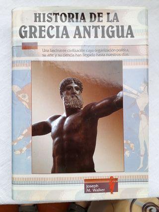 "LIBRO ""HISTORIA DE LA GRECIA ANTIGUA"""