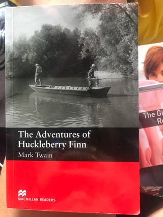 Libro : the aventures id huckleberry finn