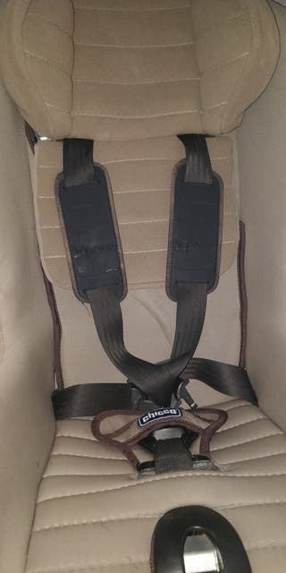 Silla de coche con ISOFIX marca Chicco