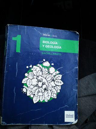libro biología geologia