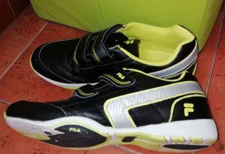 Zapatillas Fila.