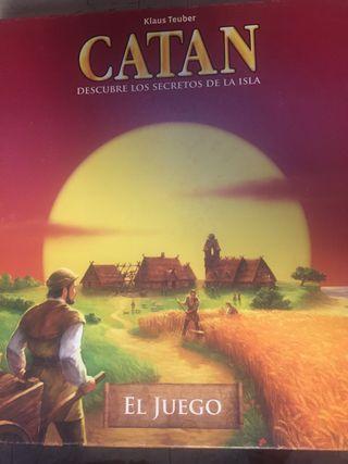 Juego de mesa Catan + expansión