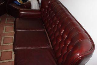 Sofa y butacas vintage